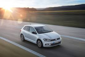 new volkswagen car new vw polo world premiere parkers