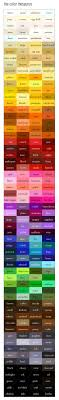 different shades of purple names cool color thesaurus 240 colors names on an infographic