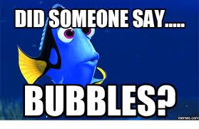 Bubbles Meme - didsomeone say bubbles memescom did somebody say meme on me me