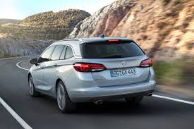 opel astra wagon new opel astra sports tourer and biturbo diesel available for order