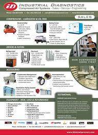 industrial diagnostics sales chicago pneumatic dv almig