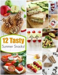 kid friendly summer snacks snacks summer and food