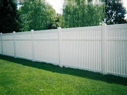 Backyard Fences Ideas Backyard Fences With White Wooden Color Theme Ideas Home