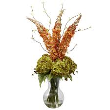 fox home decor incredible hydrangea arrangements for home decor hydrangea
