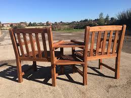 Tete A Tete Garden Furniture by Jubilee Love Seat U0027tete A Tete U0027 Sale Simply Wood