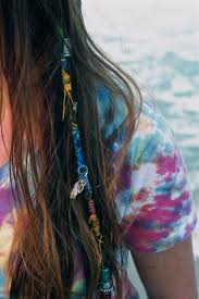 hippie hair wraps an entry from some of wonderful wraps dreads and hair style