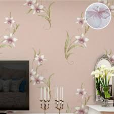 Modern Floral Wallpaper Compare Prices On Floral Wallpaper Online Shopping Buy Low Price