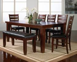 modern dining benches pollera org picture on astounding black