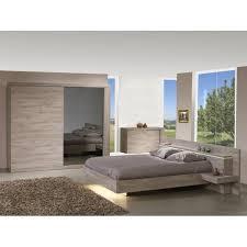 chambre 160x200 chambre 160x200 avec armoire 2 portes 220cm