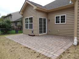 How To Install Pavers For A Patio Patio Install Free Home Decor Oklahomavstcu Us