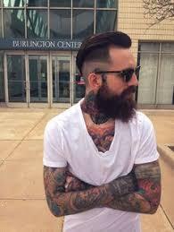 beards u0026 tattoos pompaywax beards pinterest tattoo beard