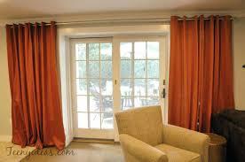 Ikea Velvet Curtains Amazing Burnt Orange Velvet Curtains Decor With Orange Velvet
