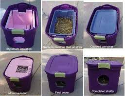 How To Keep A Bedroom Warm 50 Best Dyi Cat Houses To Keep Cats Warm For Winter Images On