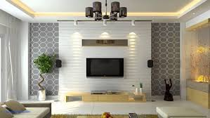 interior design on wall at home fascinating modern tv wall unit designs for living room 48 design
