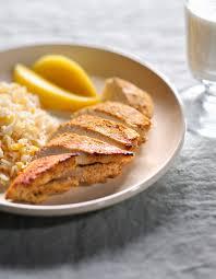 recette de cuisine poulet poulet tandoori pour 4 personnes recettes à table