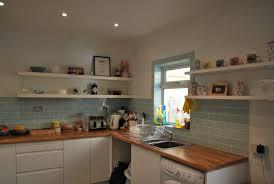 Cheap Kitchen Backsplash Kitchen Adorable White Subway Tile Backsplash Alternative To