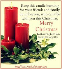 merry to loved ones in heaven merry in heaven