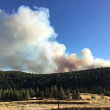 Wildfire Bc Interactive Map by Updated Peachland Wildfire Grows Kelowna Capital News