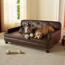 canap chien canapé pour grand chien intérieur déco