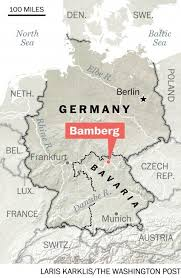 bamberg germany map bamberg germany a city of just 70 000 but nine breweries