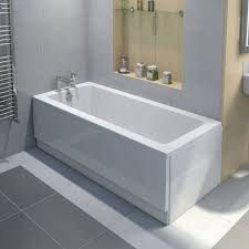 how to fit an acrylic bath panel victoriaplum com