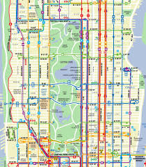 Mta Map Subway Get Directions To Central Park