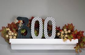 diy halloween boo letters anything u0026 everythinganything u0026 everything