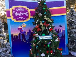 disney springs tree trail adds character to a