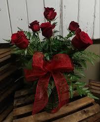 dozen roses 1 2 dozen roses in cold mn cold floral