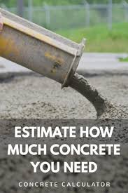 How To Calculate Cubic Yards Of Gravel Concrete Calculator And Price Estimator Find Cubic Yards And