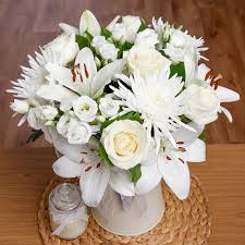 Traditional Funeral Flower - funeral flowers sympathy flowers and funeral wreaths