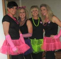 fancy dress hen party ideas ukgirlthing