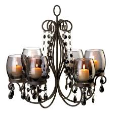 Living Home Outdoors Battery Operated Led Gazebo Chandelier by Amazon Com Verdugo Gift Midnight Elegance Candle Chandelier Home