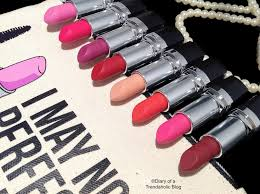 diary of a trendaholic avon true color perfectly matte lipstick