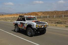 baja truck vintage off road rampage the trucks of the 2015 mexican 1000