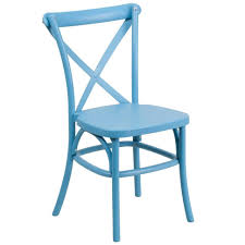 walker edison furniture company navy blue metal dining chair with