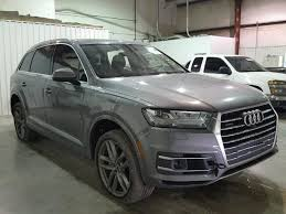 audi q7 for sale in chicago salvage certificate 2017 audi q7 4dr spor 3 0l 6 for sale in