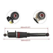 2003 cadillac escalade shocks 2x rear side air shock absorbers air suspension for cadillac