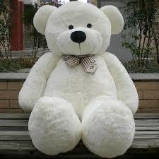 big teddy white teddy valentines