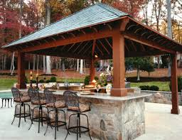 outdoor kitchens designs bar beautiful outdoor home bar 15 beautiful ideas for outdoor