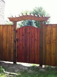 Fence Gate Idea LOVE This One Pretty For The Home Pinterest - Backyard gate designs