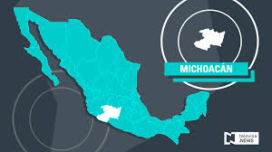 Michoacan Map Choque En Michoacán Deja Un Muerto Y 15 Heridos Televisa News
