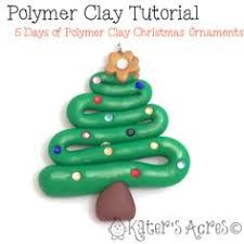 how to make polymer clay ornaments one crafty place diy s