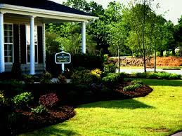 l post ideas landscaping front yard landscape design for corner house the garden ideas l