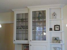 Kitchen Cabinet Doors Glass Leaded Glass Cabinet Doors For The Home Pinterest Leaded