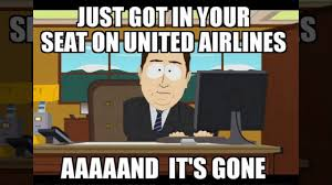 United Airlines Excess Baggage United Airlines Have Earned Themselves A Ton Of Meme Enemies On