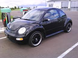 black volkswagen bug black bugs only show us your wheels newbeetle org forums
