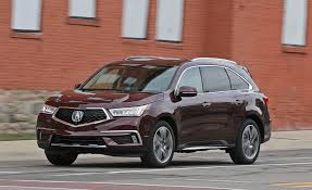 acura 2017 acura mdx sh awd test u2013 review u2013 car and driver