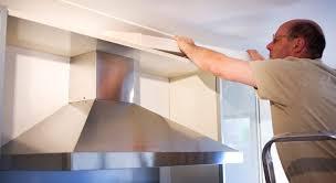 comment installer une hotte de cuisine découvrez comment installer une hotte de cuisine