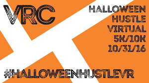 halloween medals halloween hustle virtual running club
